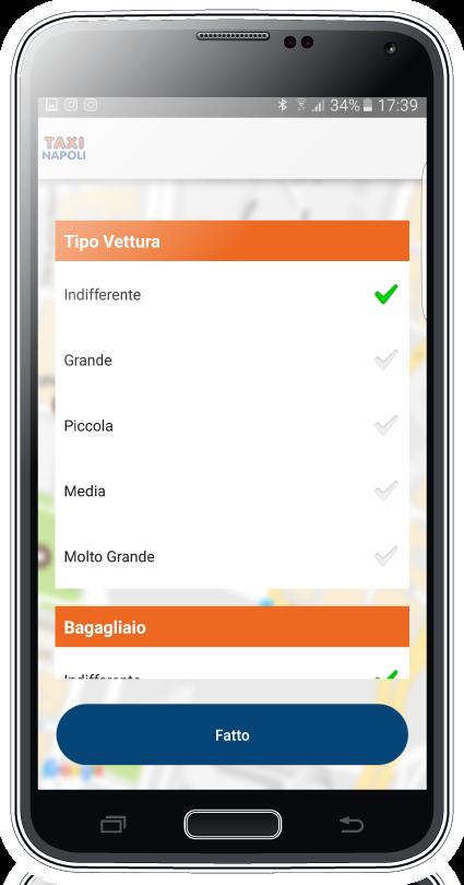 taxi app completa