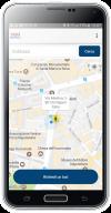 taxi app intuitiva