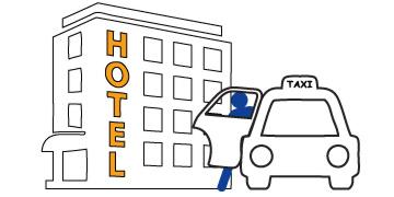 Taxi app 8888 Innovativo Veloce Semplicissimo