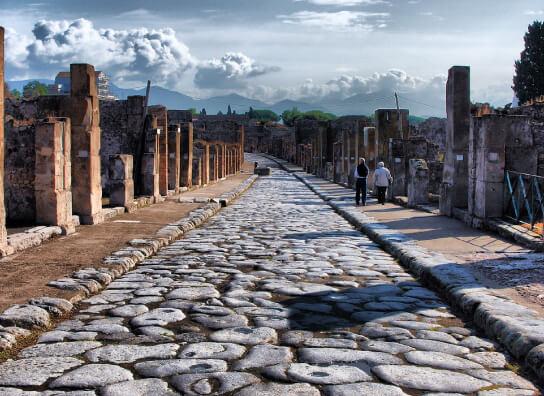 Escursioni e Tour in Taxi Pompei